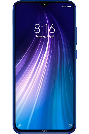 Xiaomi Redmi Note 8 4/64GB Neptune Blue