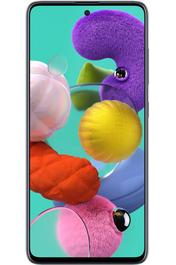 Samsung Galaxy A51 4/64GB Prism Crush Black